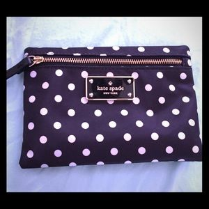 Kate Spade cosmetic bag like new
